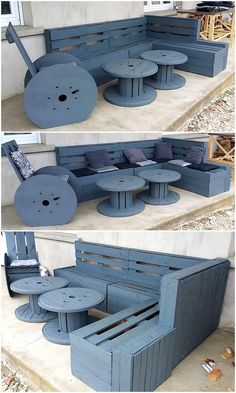 Transcendent Dog House with Recycled Pallets Ideas. Adorable Dog House with Recycled Pallets Ideas. Pallet Garden Furniture, Corner Furniture, Reclaimed Wood Furniture, Diy Furniture, Furniture Plans, Furniture Removal, Pallet Kids, Diy Pallet Projects, Wood Projects