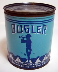 . Vintage Oil Cans, Vintage Tins, Coffee Cans, Shades Of Blue, Horns, Canning, Antiques, Advertising, Ebay