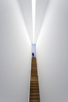 stairs| white