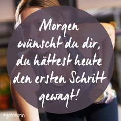 Die besten Motivationssprüche für den Sport und fürs Leben auf www.gofeminin.de/wellness/album1157846/die-besten-motivationsspruche-fur-den-sport-0.html #motivation #quotes #fitspo #inspiration