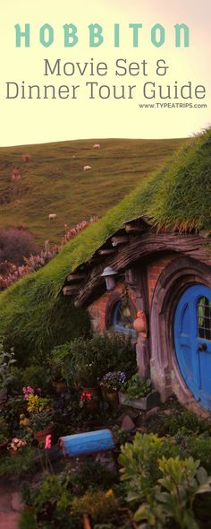 Hobbiton | Matamata, New Zealand. An inside look at what you can expect from the Hobbiton Movie Set Day Tour and the Evening Dinner Tour so you can plan your next visit to this mystical world. Includes how to book, where to stay and what to expect so you can plan the perfect trip to The Shire.