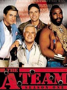 El equipo A - '80 TV show
