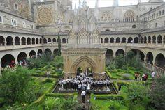 El Monasterio de Guadalupe (Caceres)