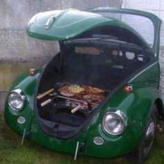 1000+ images about bbq pits classic cars on Pinterest | BBQ grill, Engine block and Ford convertible