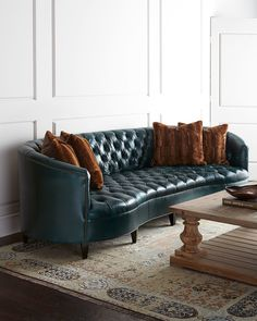 Old Hickory Tannery Lakeland Sofa