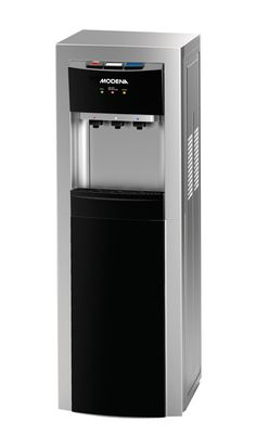 #Dentro DD 66 V #Water Dispenser #Silver #Panas, Dingin & Normal #MODENA
