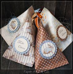 Paper, ART & Co.: Sourcreamboxen für Ostern
