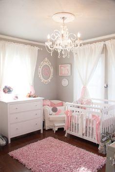 Princess room theme color scheme