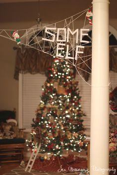 The Elf on the Shelf - Charlotte's Web
