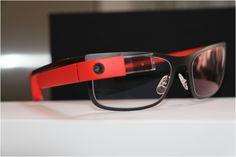 Google Glass Bold Frames (Hands-on)