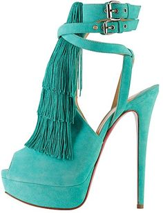 Change of the Guard Christian Louboutin Spring 2011 - these are SO fun!