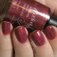 Red Jamie  - Dreamland Lacquer