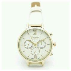 montre cuir blanc (1)