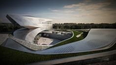 Dalian Library by 10 Design