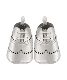 Silver shoes by BamBam