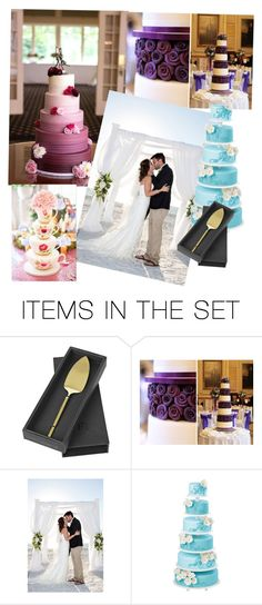 """""""Some of the best wedding cake ideas"""" by tattooedmum on Polyvore featuring art, cake and baking"""