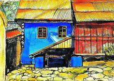 Transylvanian House    by Ion Vincent Danu