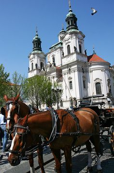 Old Town Square | Prague | Czech Republic | http://www.iconhotel.eu/en/contact/location
