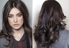 dark ash brunette hair color - Google Search