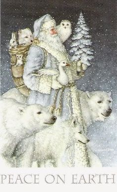 St. Nicholas and Friends