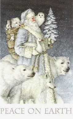 St. Nicholas and Friends