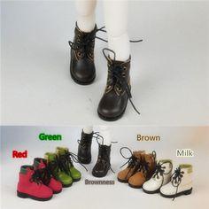 <M-Style>BJD Doll shoes MSD 1/4 5Colour FY-007 #MStyle