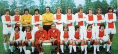 El Ajax de Johan Cruyff dirigido por Rinus Michels