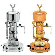 kávéfőző gép - the hungarian Illy Ferenc (Temesvár, 1892. október 7. - Trieszt 1956.) was inventor of coffee machiner