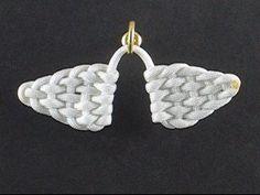 Paracord Angel Wings