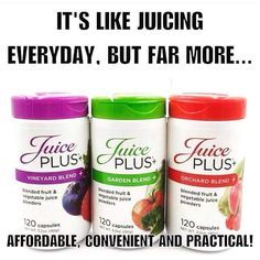 Juice Plus+ provides whole food based nutrition to promote a balanced diet to ensure you get enough servings of fruits, vegetables & grains. Learn more now! Plant Based Nutrition, Vegetable Nutrition, Juice Plus Tower Garden, Juice Plus Complete, Juice Plus Capsules, Fiber Rich Foods, Fruit Juice, Fitness Nutrition, Nutrition Tips