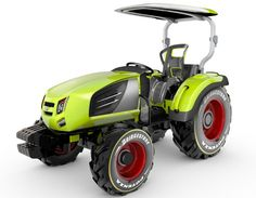 T-Ractor, Tractor Concept | #agriculture