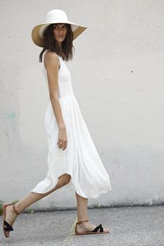 Ulla Johnson Spring 2014 - Spindle and Cowrie dresses