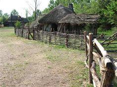 Medieval Village || BBC RH set