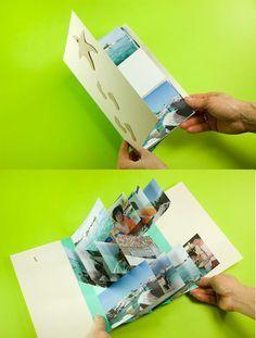 Make a DIY Photo Flip-Flap — Hipper Than Your Average Photo Album
