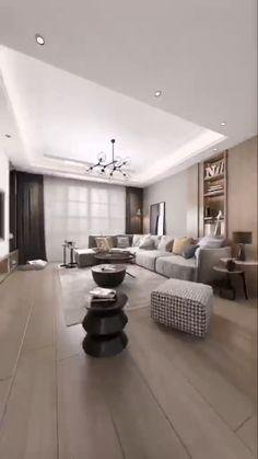 Room Design Bedroom, Home Room Design, Home Interior Design, Living Room Interior, Home Living Room, Living Room Decor, Kitchen Interior, Living Room Tv Unit Designs, Luxurious Bedrooms