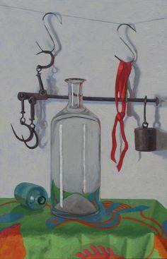 In the Balance Melissa Hefferlin Oil onLinen