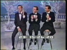 "Vic Damone, Bobby Darin on ""The Andy Williams Show"""