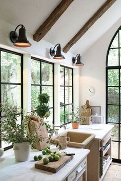 Simply Stunning: Steel Windows & Doors   ApartmentTherapy -- Okay, I'll admit it.  I love steel windows and doors in more traditional and/or clean-lined, Southwestern style houses.