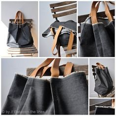 A roundup of 100s of bags to sew. Bags of all types. Amazing. bags diy tutorials