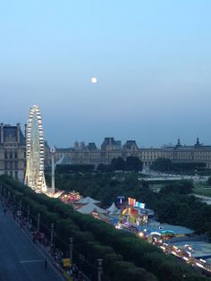 """View from """"Le Meurice"""""""