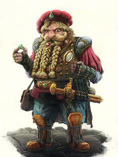#dwarf #artificer