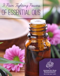 3 Pain Fighting Powers of Essential Oils