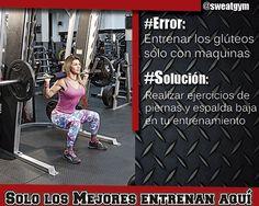 Error al realizar sentadillas #Salud #Nutrición #Cardio #Musculacion #Culturismo #Fitness #Gym #ComeSano #SweatGym #SoySweatGym #TerritorioSweatGym #MrSweat #SweatGymxVenezuela #ejercicio