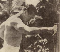 Kyokushin Karate founder.