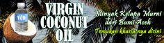 Virgin Coconut Oil Minyak Kelapa Dara, Original
