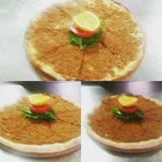 Türkis  lahmacun  pizza aaa