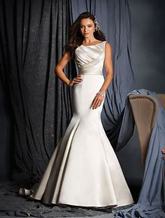 Alfred Angelo Bridal Style 2509 from Alfred Angelo's Bridal Collections and Wedding Styles