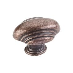 This Distressed Oil Rubbed Bronze Finish Cabinet Knob With Large Oblong  Design Is A Part Of