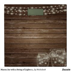 Mason Jar with a String of Lights on Wood Bathroom Scale Camera Wallpaper, Framed Wallpaper, Flower Background Wallpaper, Background Images Wallpapers, Flower Backgrounds, Pretty Wallpapers, Wallpaper Backgrounds, Pattern Background, Rustic Wood Background
