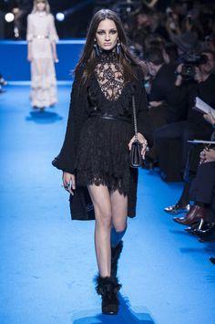 Elie Saab at Paris Fashion Week Fall 2016 - Runway Photos
